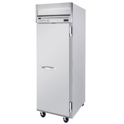 Beverage Air HF11S Reach In Freezer w/ 1-Section & 1-Right Hand Solid Door, 24-cu ft