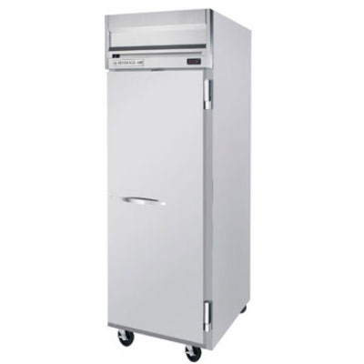 "Beverage Air HF1W1S 35"" One Section Reach-In Freezer"