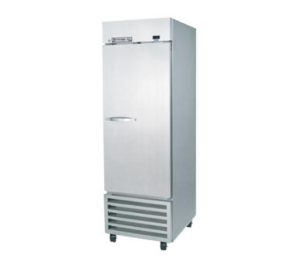 """Beverage Air KF24-1AS 26"""" Single Section Reach-In Freezer, (1) Solid Door, 115v"""