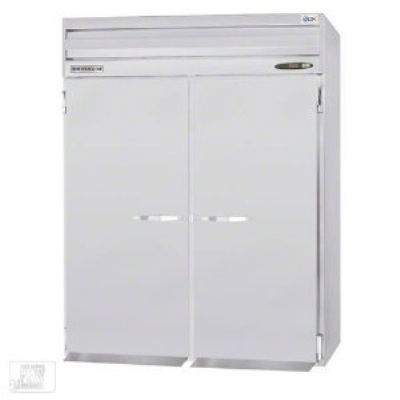 Beverage Air PFI2-5AS Digital Roll In Freezer, Full-Height Door, All Stainless, 73.4-cu ft