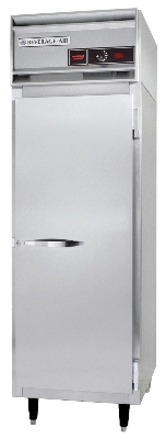 Beverage Air PH1-1S Top Mount Warming Cabinet w/ 1-Door, Aluminum Exterior, 21.5-cu ft