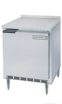 Beverage Air WTF27A-24-23 7.3-cu ft Undercounter Freezer w/ (1) Section & (1) Door, 115v