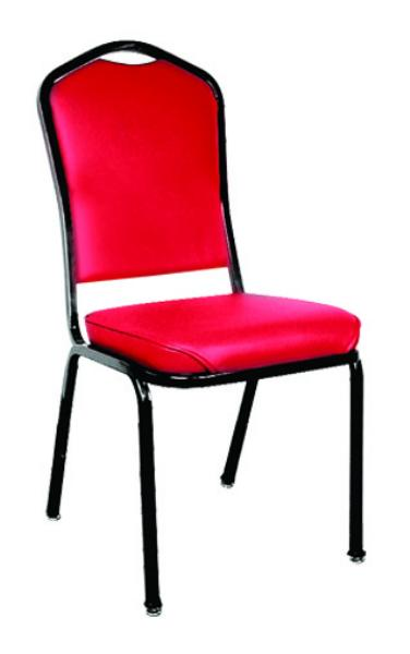 Vitro RO150SH Stacker Series Chair, High Crowned Back, 2 in S