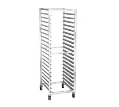 Lakeside 127 Sheet Pan Tray Rack w/ (24) 18 x 26-in Pan Capacity, Stainless