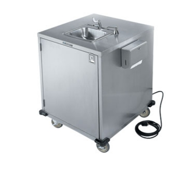 Lakeside 9620 Mobile Hand Hot Wash Station