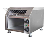 Adcraft CVYT-120 Countertop Conveyor Toaster w/ 300-Piece/hr Capacity, Stainless