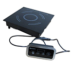 Adcraft IND-DR120V Drop-In Commercial Induction Cooktop, 120v