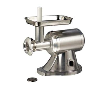 Adcraft MG-1 Meat Grinder w/ #12-Attachment Hub &
