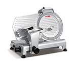 Adcraft SL300ES Meat Slicer w/ 12-in Blade & Auto Shut-Off, Sharpening System, Aluminum