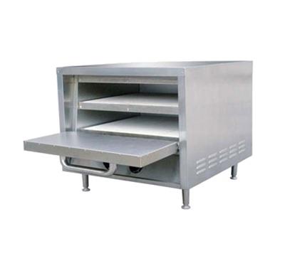 Adcraft PO-22 Electric Single Deck Countertop Pizza Oven, 240/1v