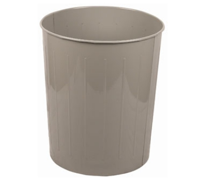 Witt Industries 5SL Large Round Indoor Standard Trash Can w/ 49.