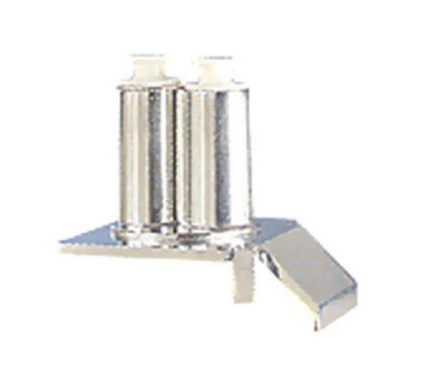 Robot Coupe 28154 Bulk Feed Assembly 2 in-3 in,Straight Hole For 126-CL55 Restaurant Supply