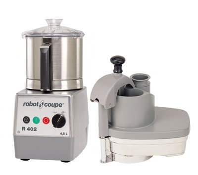 Robot Coupe R402A Combination Food Processor w/ 4.
