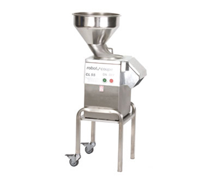 Robot Coupe CL55BULKW/STAND Bulk-D Commercial Food Processor w/ Stainless