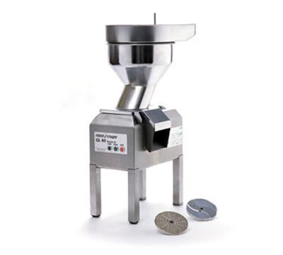 Robot Coupe CL60BULK Bulk-D Commercial Food Processor w/ Stainless Bulk Hopper & 2-Speeds