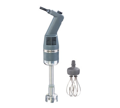 Robot Coupe MMP190VVCOMBI 4-qt Mini Power Mixer w/ 8-in Stainless Shaft & 7-in Whisk