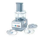 Combination Food Processor w/ 2.5-qt Clear Bowl, S-Blade & 1-Speed