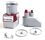 Robot Coupe R2N Commercial Food Processor w/ 3-qt Gray Bowl & Continuous Feed