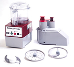 Robot Coupe R2NCLR Commercial Food Processor w/ 3-qt Clear Bowl & Continuous Feed