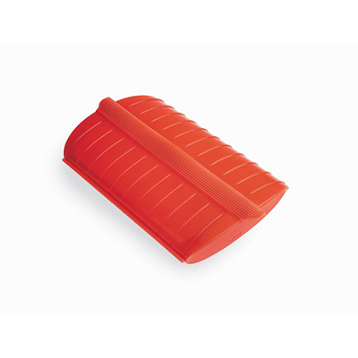 Lekue 3400600R10DP06 Steam Case - Red