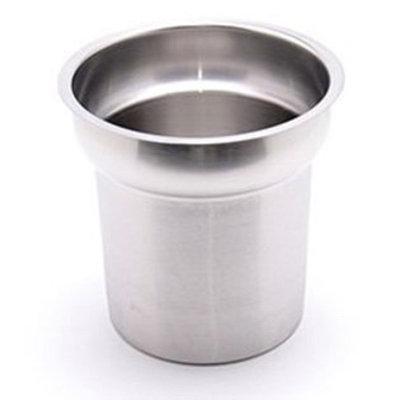 Nemco 68393-4 4-qt Soup Warmer Inset w/ Cover, Ladle For 6510-2D4, 6510-2D4P, 6510-T4, 6510-T4P