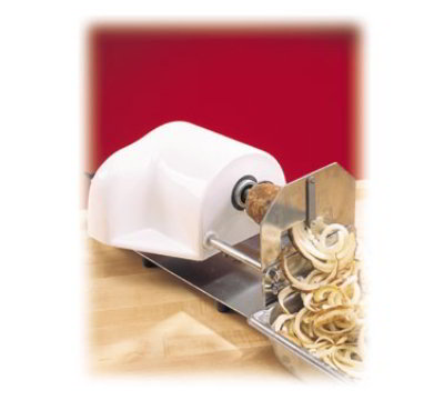 Nemco N55150B-CT PowerKut Chip Twister Fry Cutter For Table Mount Straight 120 V Restaurant Supply