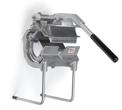 Nemco 55250A Food Slicer w/ .19-in Cut, Wall Mount Design & Individual Replaceable Blades