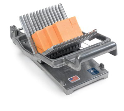 Nemco 55300A-2 Cheese Cutter w/ .75-in & .38-in Slicing Arms, Stainless Cutting Wires