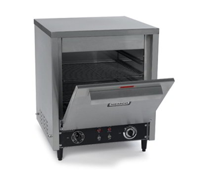 Nemco 6200 Countertop Warming Baking Oven w/ Thermostat Control & 23.75x19.5x20.5-in, 120V
