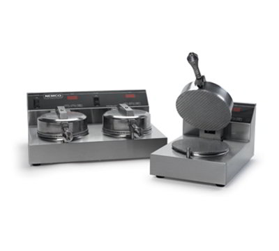 Nemco 7030-2 Dual Cone Baker w/ 7-in Fixed Grid & Digital Control, 120/1V, 14.8-amps, Stainless