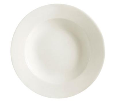 CAC International REC3 10-oz REC Pasta Bowl - Cer