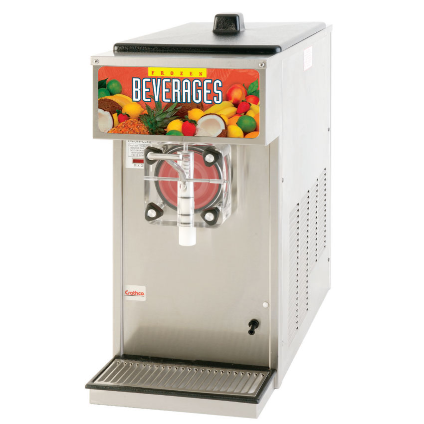 Grindmaster - Cecilware 3311 Single Flavor Frozen Drink Machine, 1.5-Gallon, 120 Volt