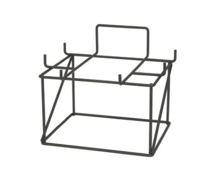 Grindmaster - Cecilware 70576 Steel Airpot Riser, Holds (2) 2.2 Liter Airpots