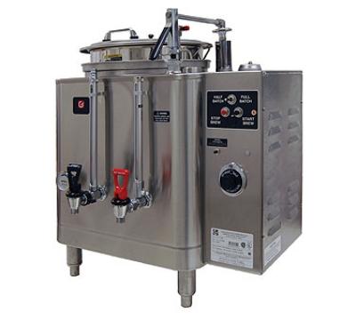 Grindmaster - Cecilware 7413(E) 380480 Single Automatic AMW Coffee Urn 3 gal. Capacity, 380/480 V