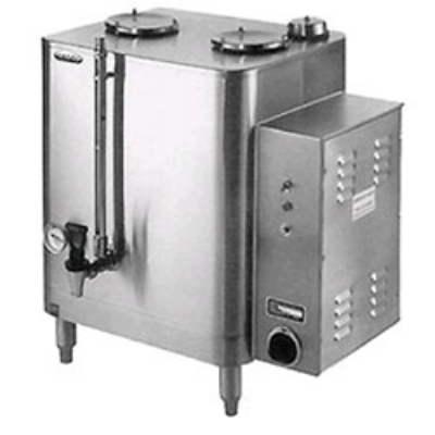 Grindmaster - Cecilware 810(E) 2041 Automatic Refill Heavy Duty 10-gal Water Boiler w/ Dial T