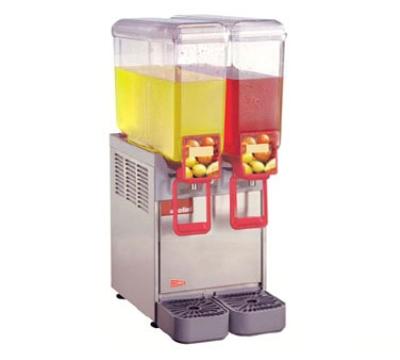 Grindmaster - Cecilware 8/2 Arctic Compact Beverage Dispenser, Twin 2.2 gal Capacity