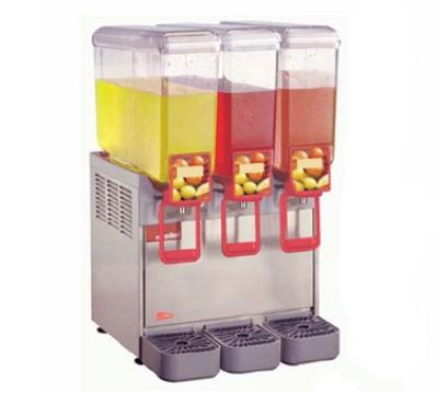 Grindmaster - Cecilware 8/3 Arctic Compact Beverage Dispenser, Triple 2.2 gal Capacity