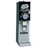 Grindmaster - Cecilware 875S/BLACK 3 lbs Heavy-Duty Manual Coffee Grinder, Auto Stop, Black
