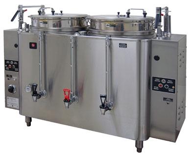 Grindmaster - Cecilware 87710(E) 10 gallon High Speed/High Volume Automatic AMW Coffee Urn