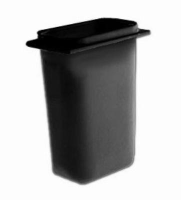 Grindmaster - Cecilware A2001 3-1/2 qt Syrup Jar, 200JB, Black Propylene