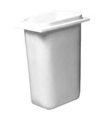Grindmaster - Cecilware A2002 3-1/2 qt Syrup Jar, 200JB, White Propylene