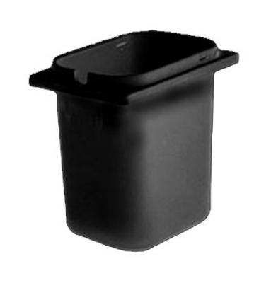 Grindmaster - Cecilware A2003 Crushed Fruit Jar, 2-1/2 qt Capacity, Black Propylene