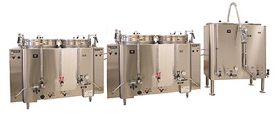Grindmaster - Cecilware AMV-120(E) 120208 120-Gallon Banquet Brewing System Coffee Urn, Pump Type, 120/208 V