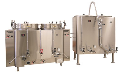 Grindmaster - Cecilware AMV-80(E) 120208 80 gallon Banquet Brewing System AMW Coffee Urn, Pump Type, 120/208