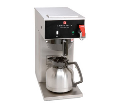 Grindmaster - Cecilware AT-TC 1.9 Liter Capacity Auto Series Coffee Brewer for Thermal Carafes