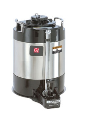 Grindmaster - Cecilware AVS-1.0A Insulated Vacuum Shuttle, 1 gal Capacity, for VS Brewers