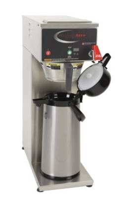 Grindmaster - Cecilware B-SAP Single Auto Coffee Brewer For 1.9 to 2.5-