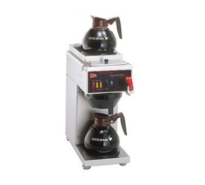 cecilware C2002G-BL Century 2000 Series Coffee Brewer Auto Restaurant Supply