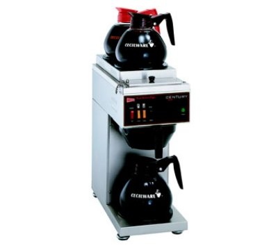 cecilware C2003P-BL Century 2000 Series Coffee Brewer Restaurant Supply
