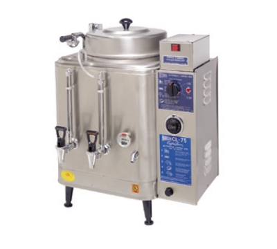 Grindmaster - Cecilware CL200 1202403 Twin Automatic Coffee Urn, 6-Gallon Capacity Each, 120/240/3 V
